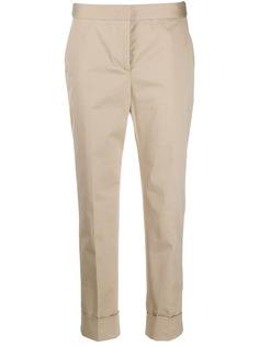 Pt01 классические брюки кроя слим