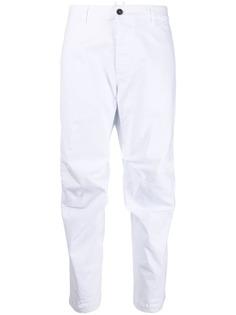 Dsquared2 укороченные зауженные брюки