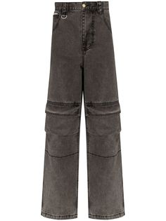 Eytys джинсы Titan Max Stone широкого кроя