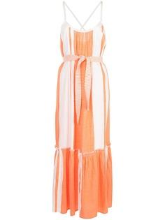 lemlem пляжное платье Zoya
