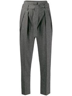 Ba&Sh зауженные брюки Aurel