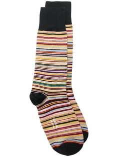 Paul Smith полосатые носки