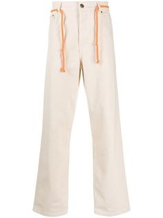 Nanushka джинсы Cesar широкого кроя