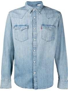Levis джинсовая рубашка Barstow Western Levis®