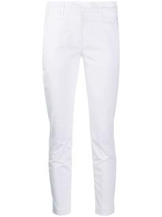 Dondup зауженные брюки кроя слим