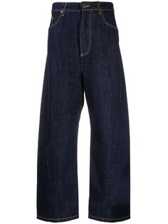 Kenzo широкие джинсы