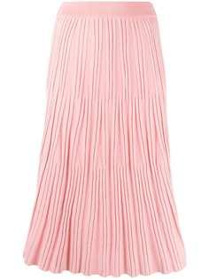 Kenzo трикотажная юбка миди