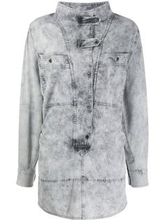 Isabel Marant Étoile джинсовое платье мини Inaroa