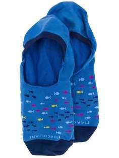 Marcoliani носки с принтом
