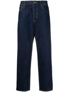 Stussy джинсы широкого кроя