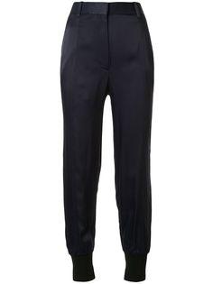 3.1 Phillip Lim зауженные атласные брюки