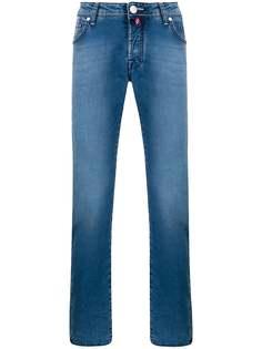 Jacob Cohen джинсы J622 прямого кроя