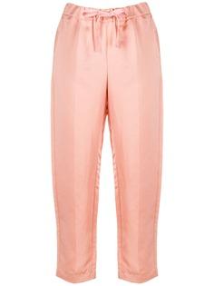 Semicouture укороченные зауженные брюки