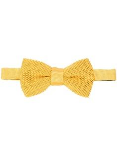 Eredi Chiarini трикотажный галстук-бабочка