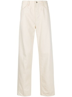 Jil Sander джинсы широкого кроя