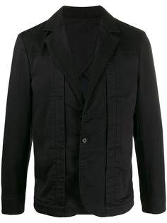 Diesel однобортный пиджак
