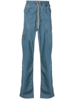 Rick Owens DRKSHDW джинсы с кулиской