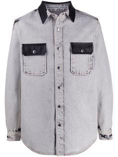 Alexander Wang джинсовая рубашка