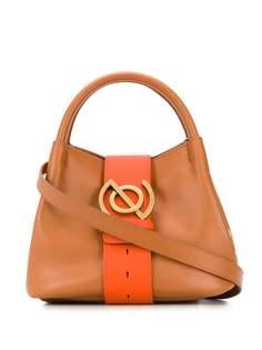Zanellato маленькая сумка-тоут Zoe