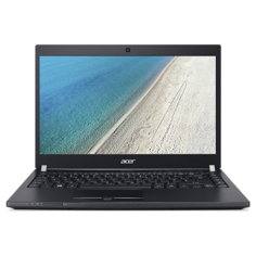 "Ноутбук Acer TravelMate P6 (TMP648-G3-M-326M) (Intel Core i3 7130U 2700 MHz/14""/1920x1080/4GB/128GB SSD/DVD нет/Intel HD Graphics 620/Wi-Fi/Bluetooth/Windows 10 Pro) NX.VGGER.002 черный"