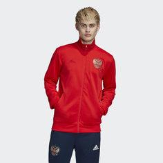 Олимпийка Россия 3-Stripes adidas Performance