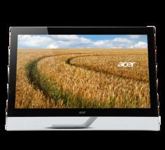 Монитор Acer T232HLABMJJZ Black