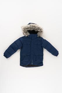 Куртка для мальчика Luhta, цв.синий, р-р 158