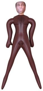 Кукла в виде брутального темнокожего мужчины Mista Cool Орион