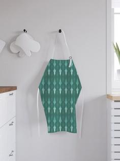 """Фартук кухонный регулируемый """"Красивая простота"""", универсальный размер Joy Arty"""
