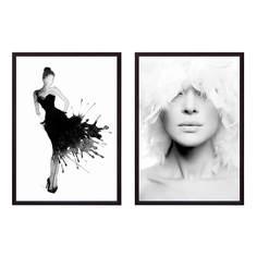 Набор постеров Коллаж Fashion №14 60х90 см Дом Корлеоне