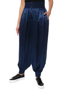 Брюки женские Fendi FR6016 7DN синие 40 IT