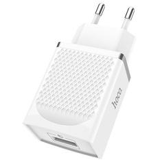 Сетевое зарядное устройство Hoco C42A White