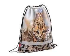Мешок Для Обуви Erichkrause С Вентиляцией Wild Cat