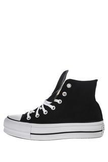 Кеды женские Converse 560845_W черные 39.5 US