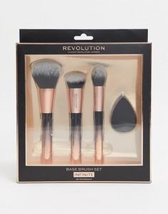 Набор кистей для макияжа Revolution - Infinite Face-Бесцветный
