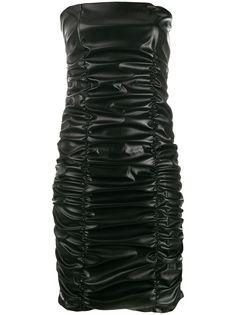 Philipp Plein коктейльное платье со сборками
