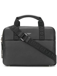 Givenchy сумка для ноутбука с логотипом