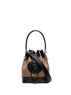 Fendi сумка-мешок Mon Tresor