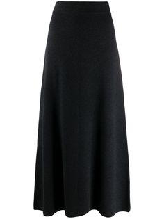 Le Kasha кашемировая юбка Melrose