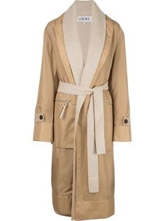 Loewe двухслойное пальто
