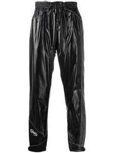 MARCELO BURLON COUNTY OF MILAN спортивные брюки свободного кроя