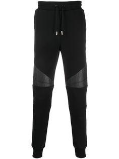 Philipp Plein спортивные брюки со вставками