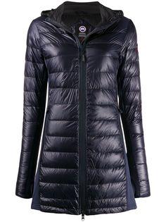 Canada Goose стеганое пальто Hybridge