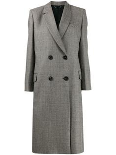 Fendi двубортное пальто