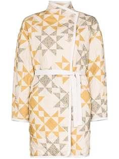 Isabel Marant Étoile стеганое пальто Sandrine