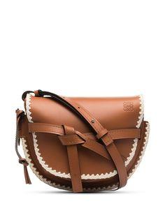 Loewe маленькая сумка на плечо Gate