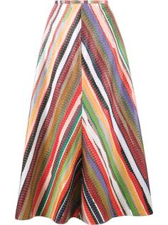 Rosie Assoulin длинная юбка в полоску
