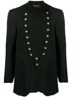 Ann Demeulemeester куртка в стиле милитари
