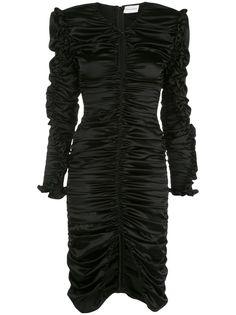 Magda Butrym коктейльное платье Pula со сборками