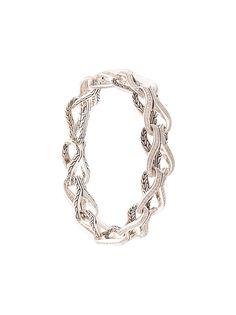 John Hardy браслет Asli Classic Chain Link с бриллиантами